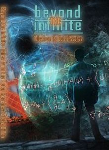 "Beyond the Infinite: Tales from the Outer Reaches features the scifi horror tale ""The Peerlings."""